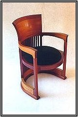 1904 Barrel Chair