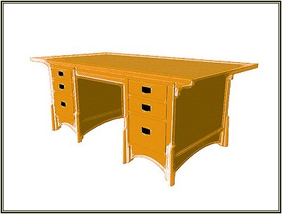 craftsman desk
